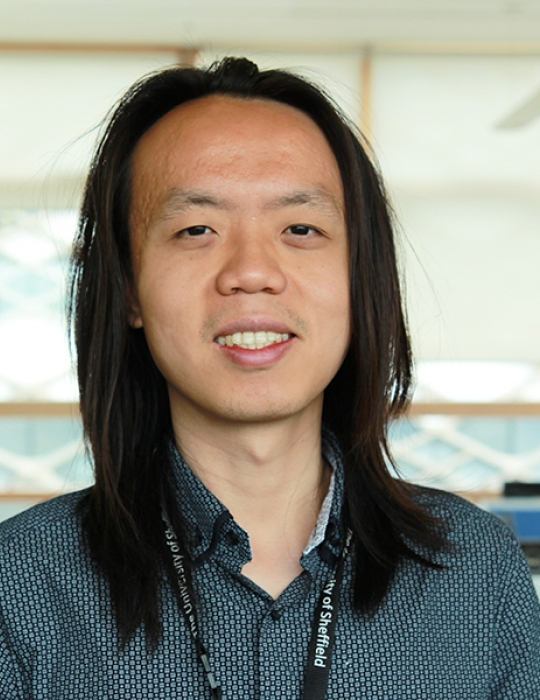 Dr Meng Le Zhang