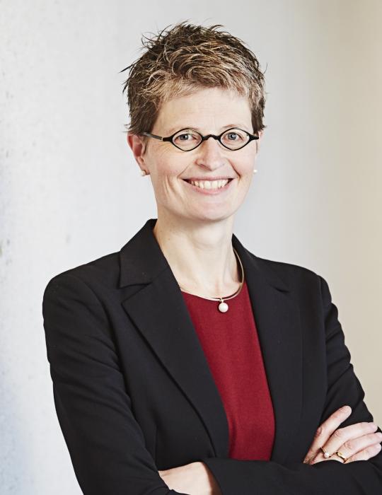 Professor Marita Jacob